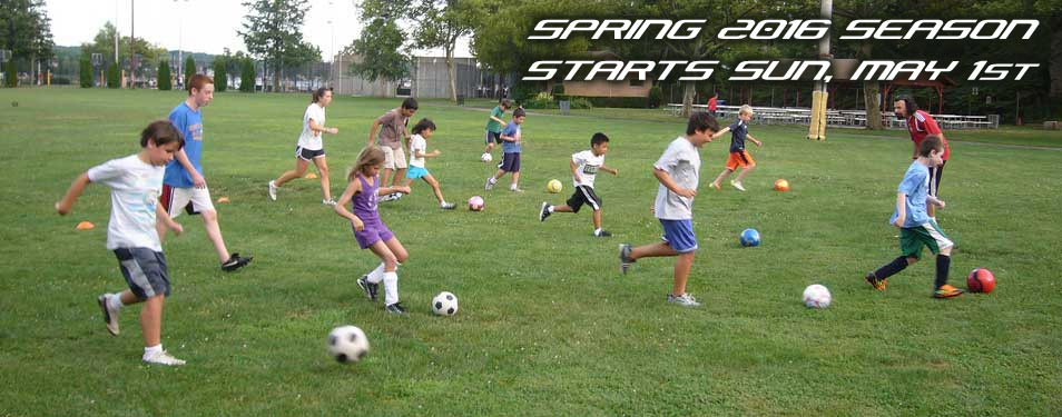Spring 2016 Season Starts May 1st!